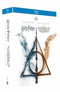 harry potter intégrale blu-ray