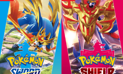 Pokémon Sword et Shield
