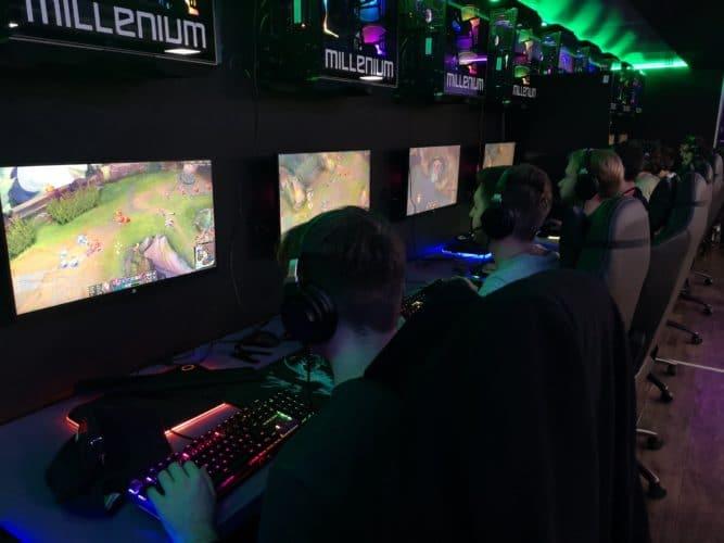 joueurs millenium woncup community esport gaming vonguru