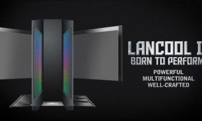 Lian Li lance le Lancool II un boîtier entré de gamme