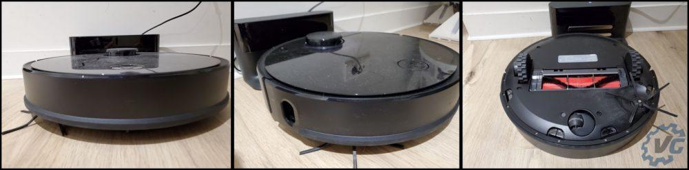 robot aspirateur vue test roborock S4 vonguru