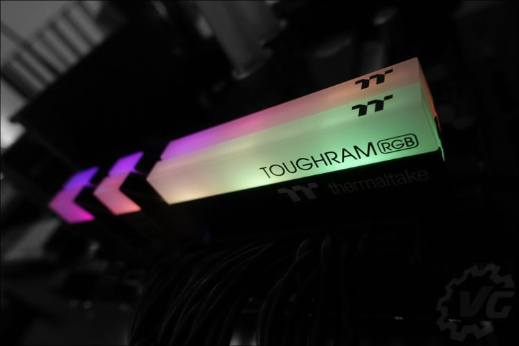 Thermaltake ToughRam 3600 MHz C18
