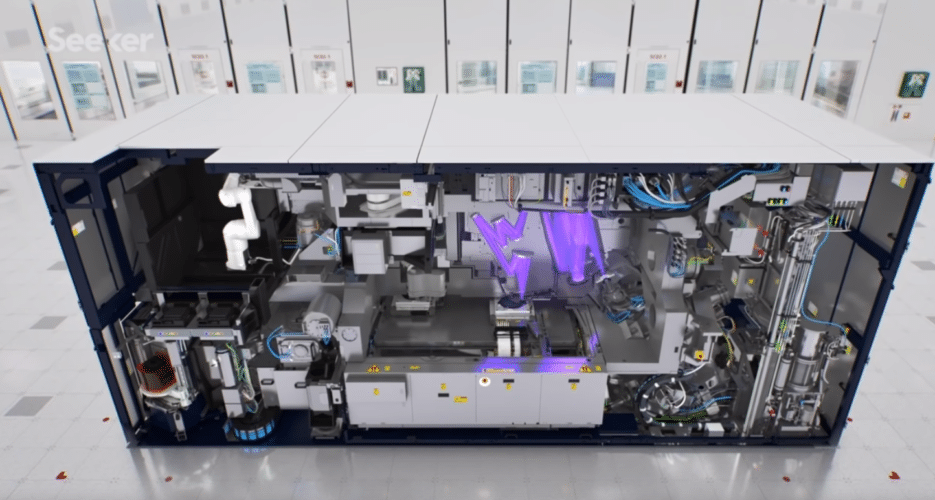 ASML semi-conducteur Intel