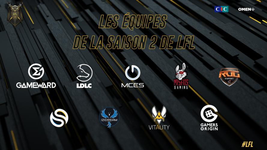 Esport League of Legends - LFL