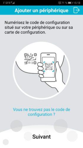 D-Link application