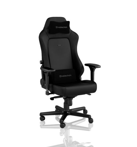 HERO noblechairs black edition vonguru