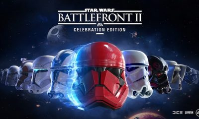 Star Wars Battlefront II celebration édition