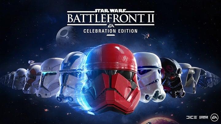 Star Wars Battlefront II celebration édition