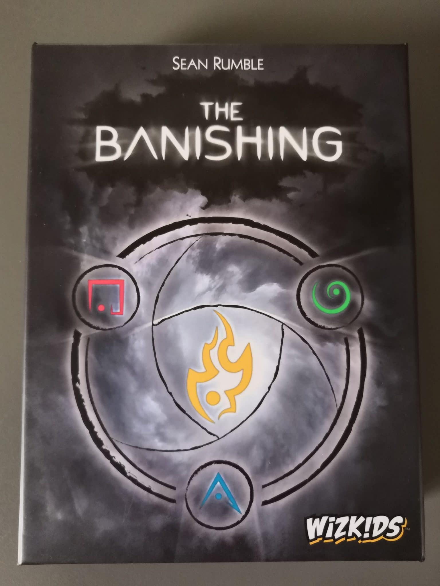 Boite du jeu The Banishing