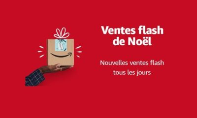 Vente flash de Noël Amazon