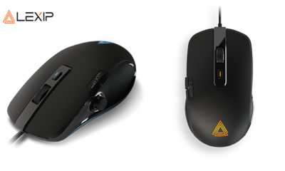 Souris gaming Np93 ALPHA
