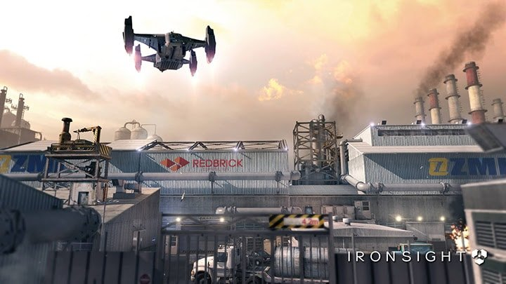 Ironsight arrive sur Steam