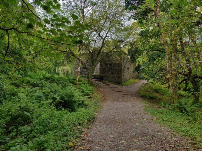 Road Trip in Scotland château dunstaffnage