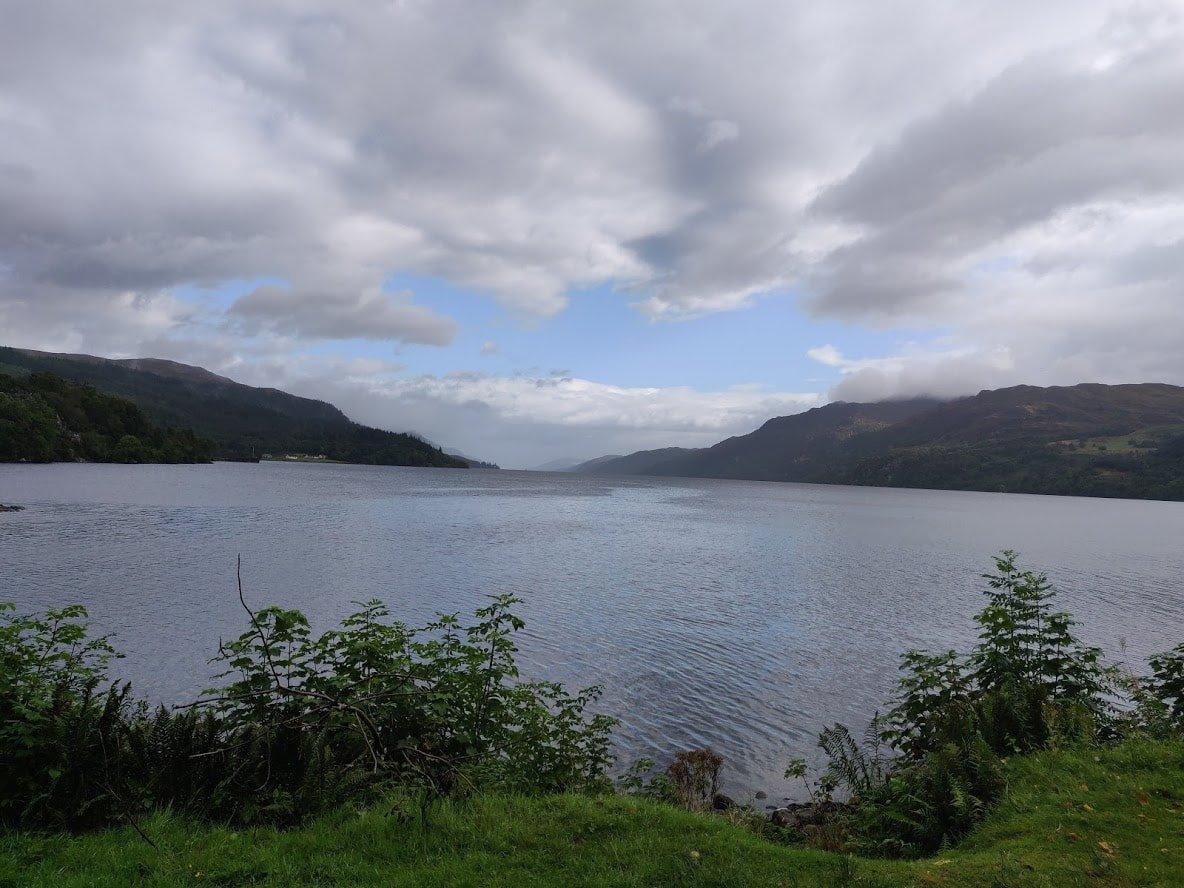 Road Trip in Scotland loch ness
