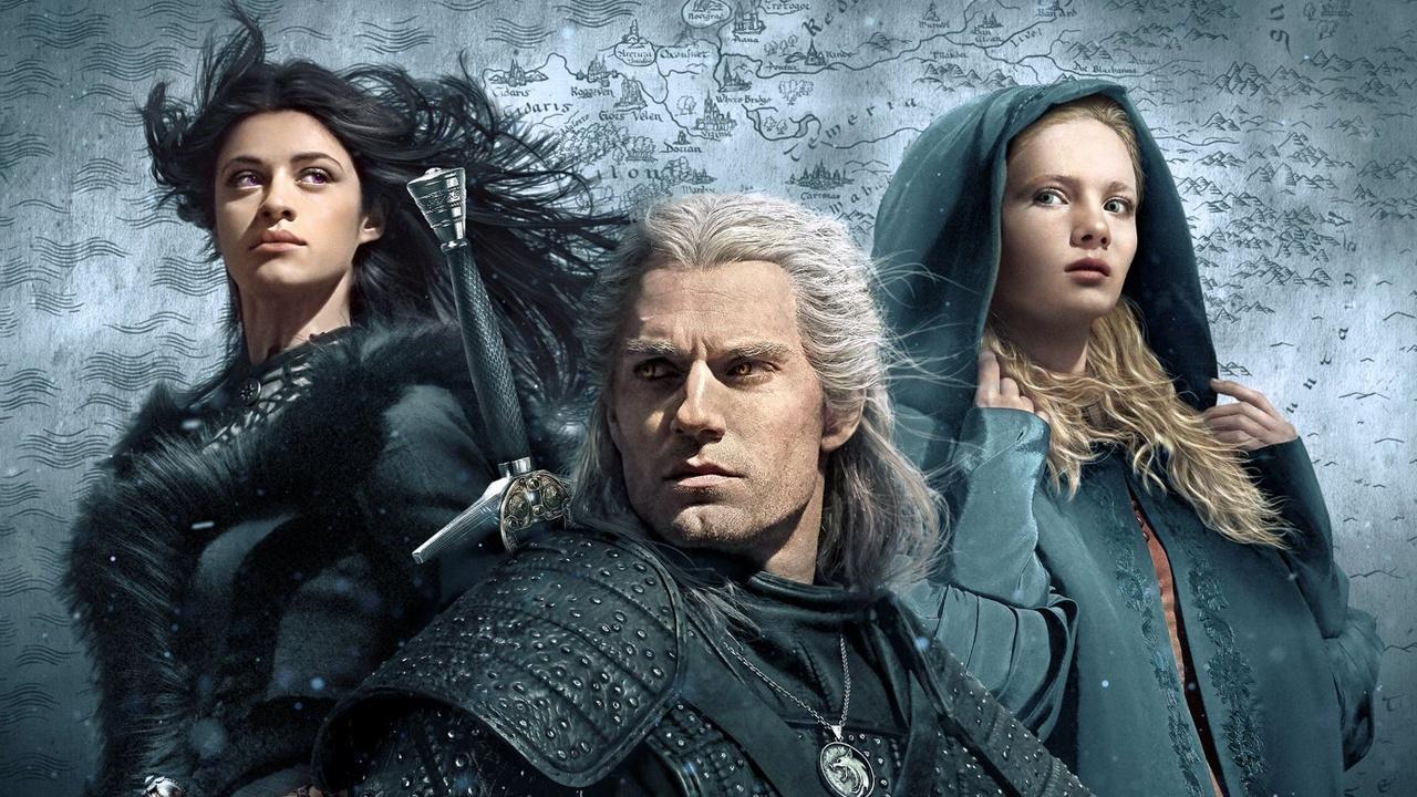 The Witcher saison 1