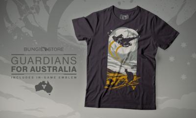 Guardians for Australia Bungie