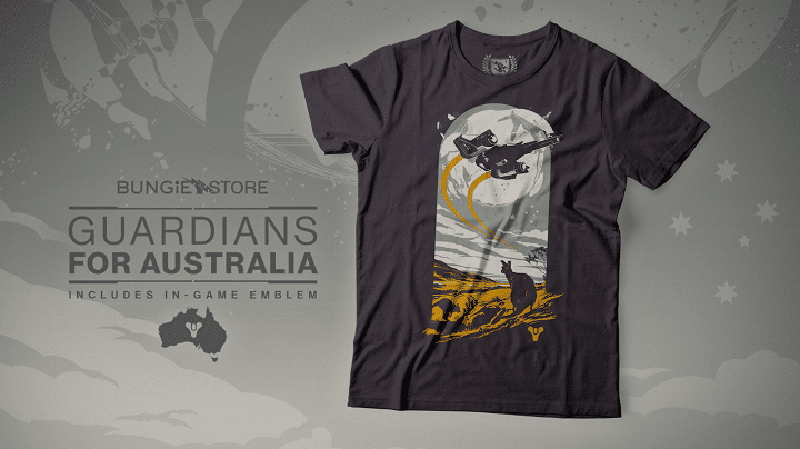 Guardians for Australia Bungie