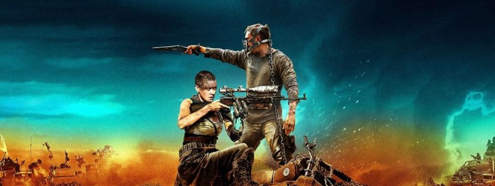 affiche mad max fury road