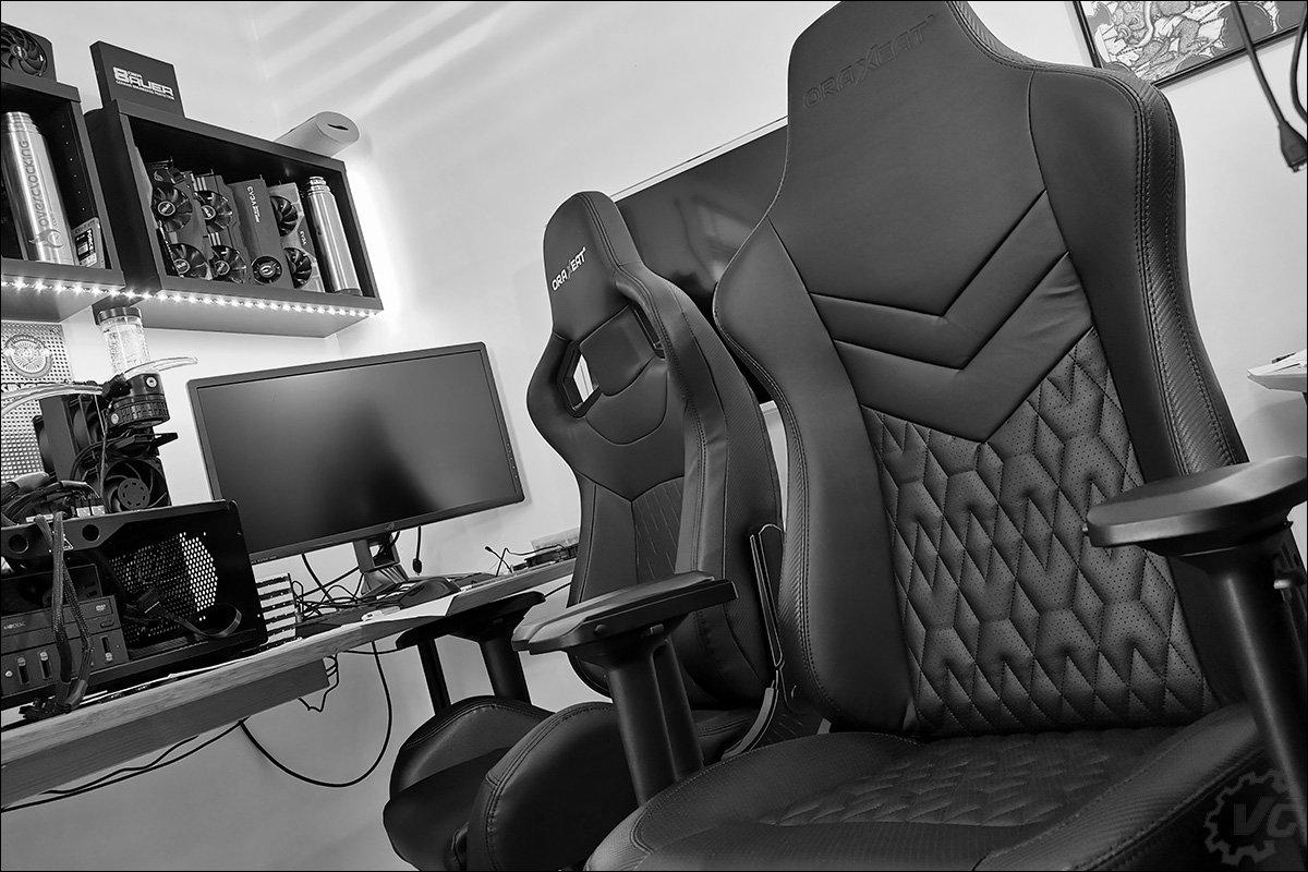 Le siège gaming Oraxeat MX850
