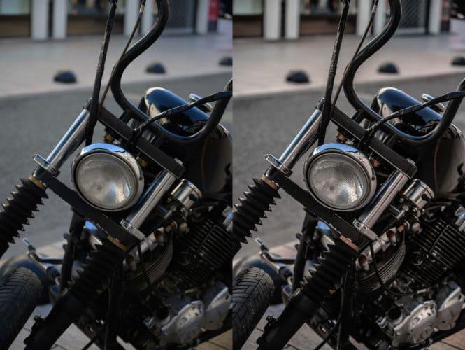 Photo avant/après retouche 4