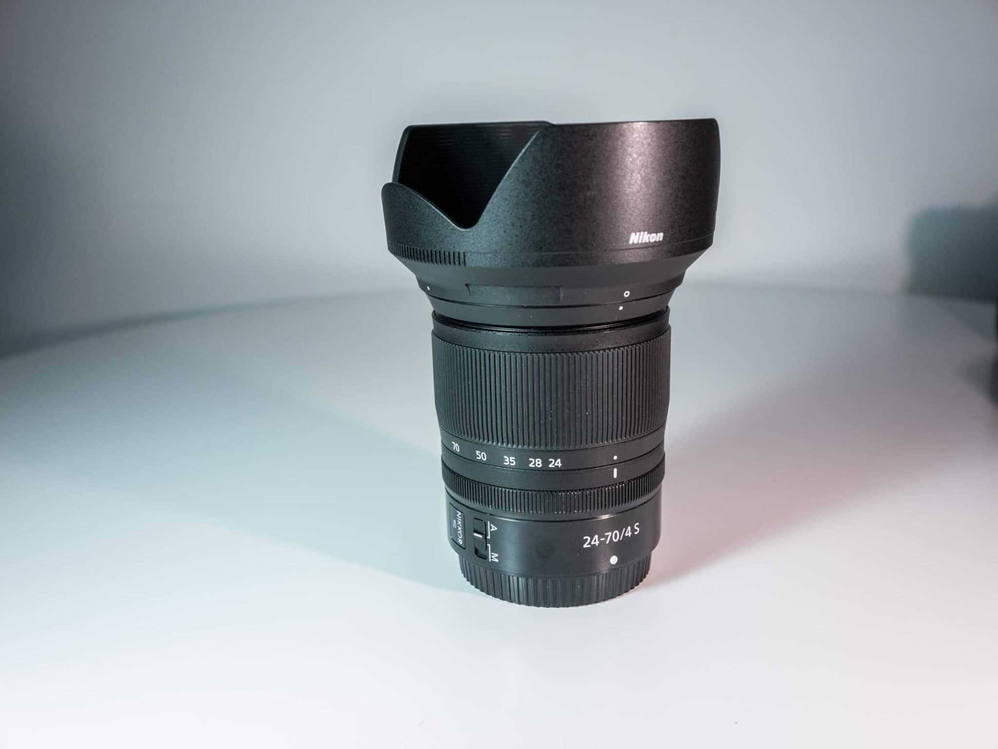 Objectif Nikkor Z 24-70mm