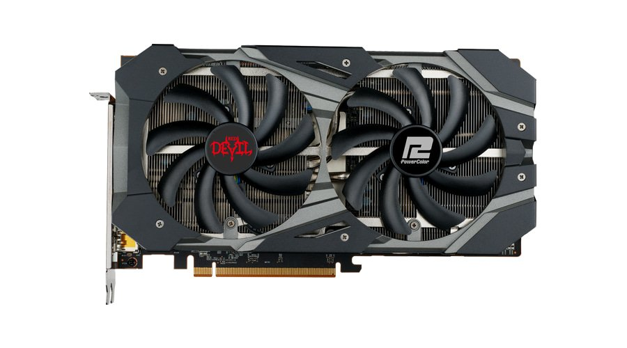 PowerColer Radeon RX 5600 XT Red Devil
