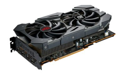 PowerColer Radeon RX 5600 XT Red Devil tranche