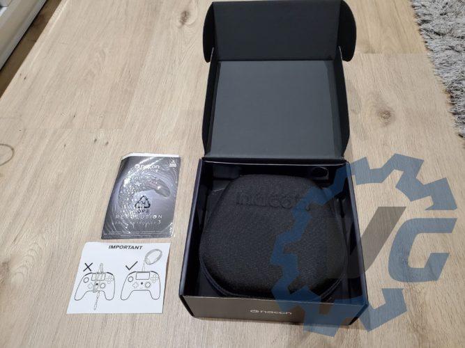Revolution Pro Controller 3 unboxing 2 test vonguru