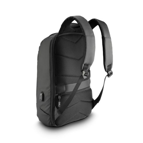 Sharkoon Backpack : aperçu de dos