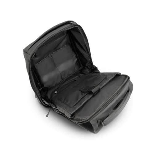 Sharkoon Backpack : aperçu de l'intérieur