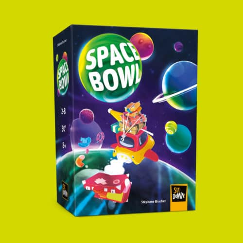 Space Bowl Sit Down