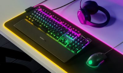 Steelseries clavier souris Une