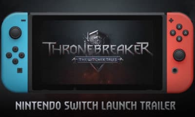 Thronebreaker sur Nintendo Switch