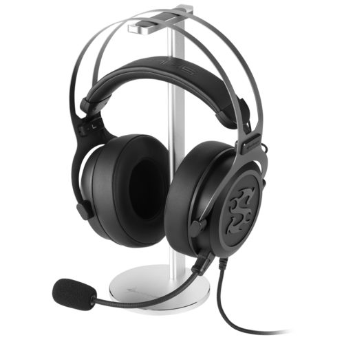 Sharkoon X-Rest ALU : support et casque