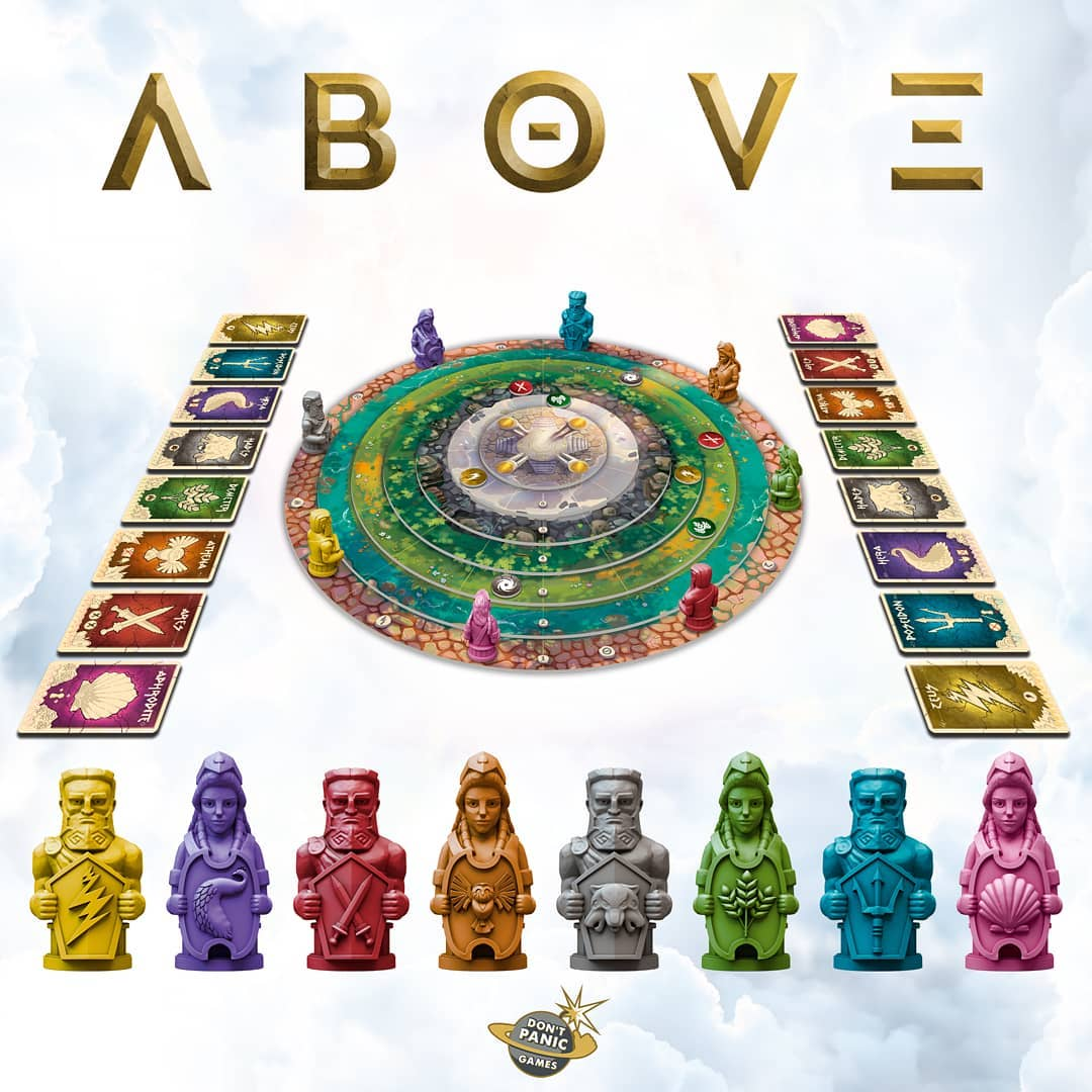 Above Don't Panic Games