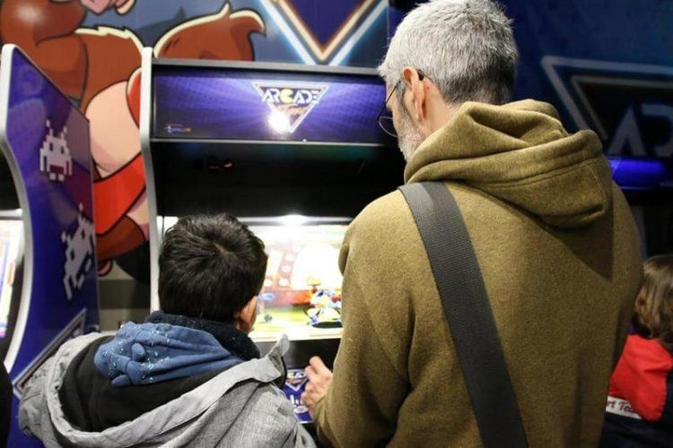 Arcades Geek Days