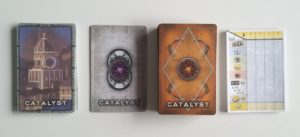Cartes Catalyst