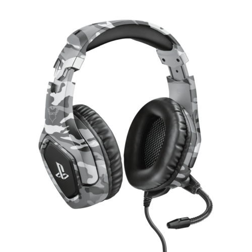 Casque gaming GXT 488 Forze gris