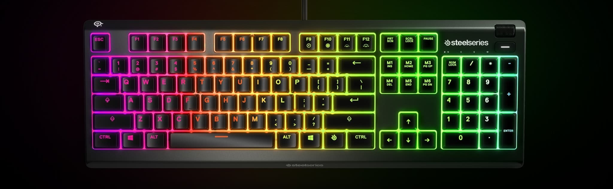 Clavier Apex 3 SteelSeries