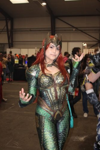 Costume Cosplay Geek Days Rennes
