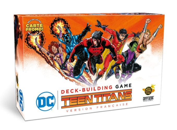 DC Comics Deck-Building