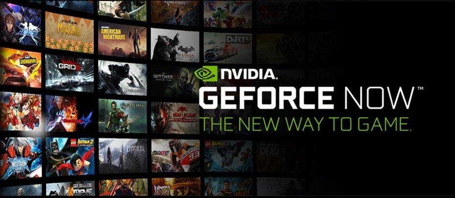 GeForce Now Une