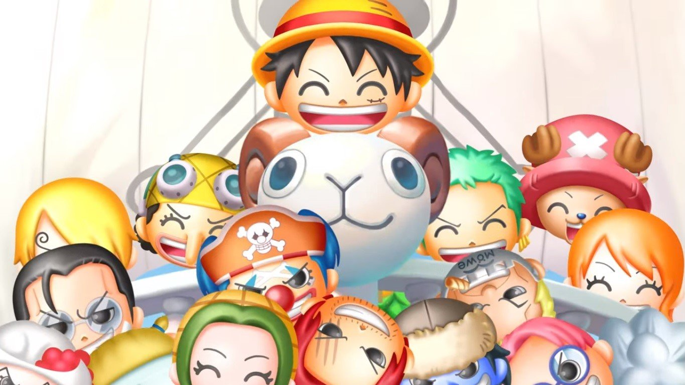 image une One Piece Bon ! Bon ! Journey