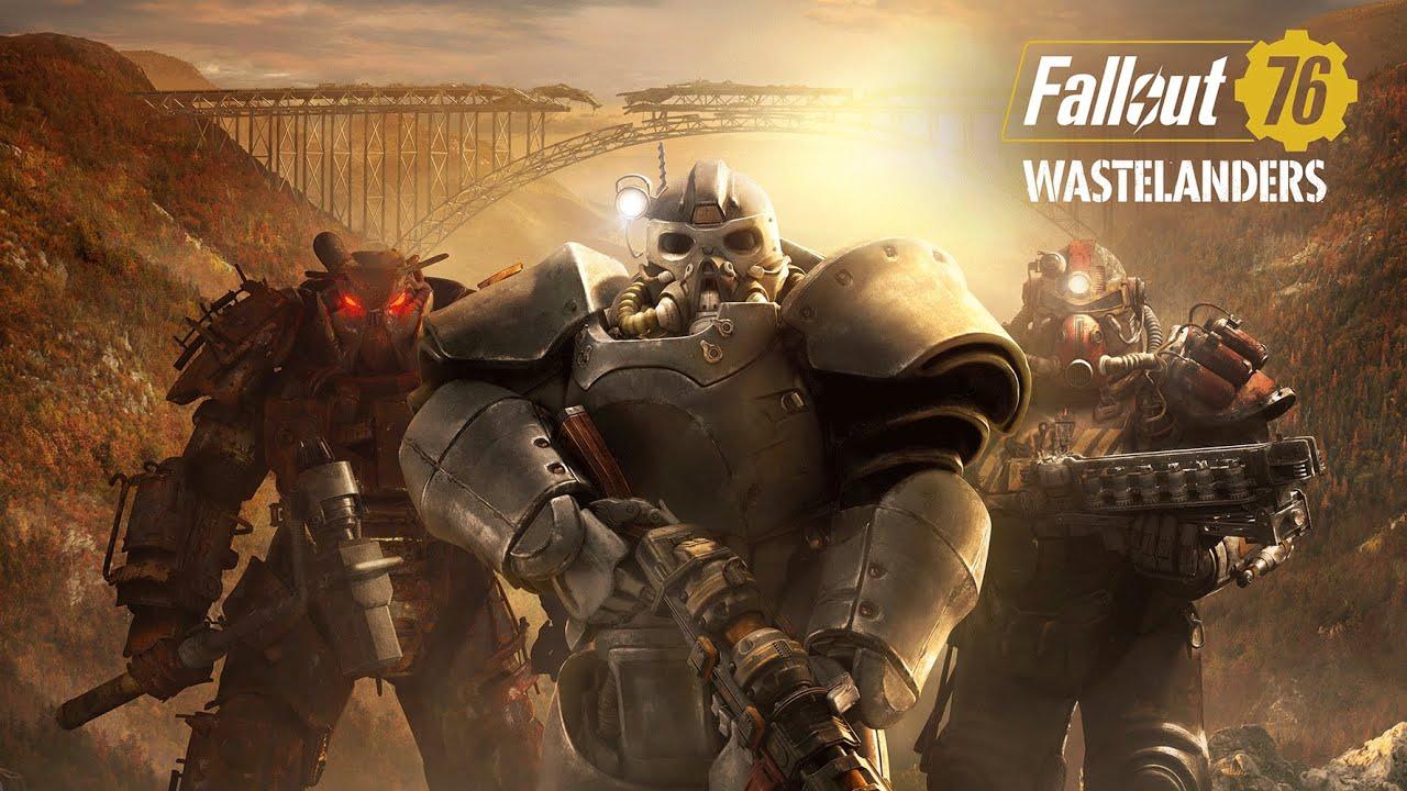 image une mise à jour Fallout 76 Wastelanders
