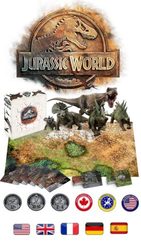 Jurassic World Miniatures