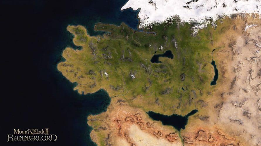 Le monde de Caldaria - Mount and blade 2