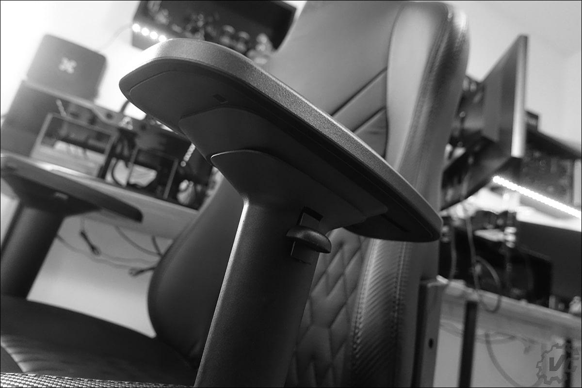Le fauteuil gaming MX850 de chez Oraxeat