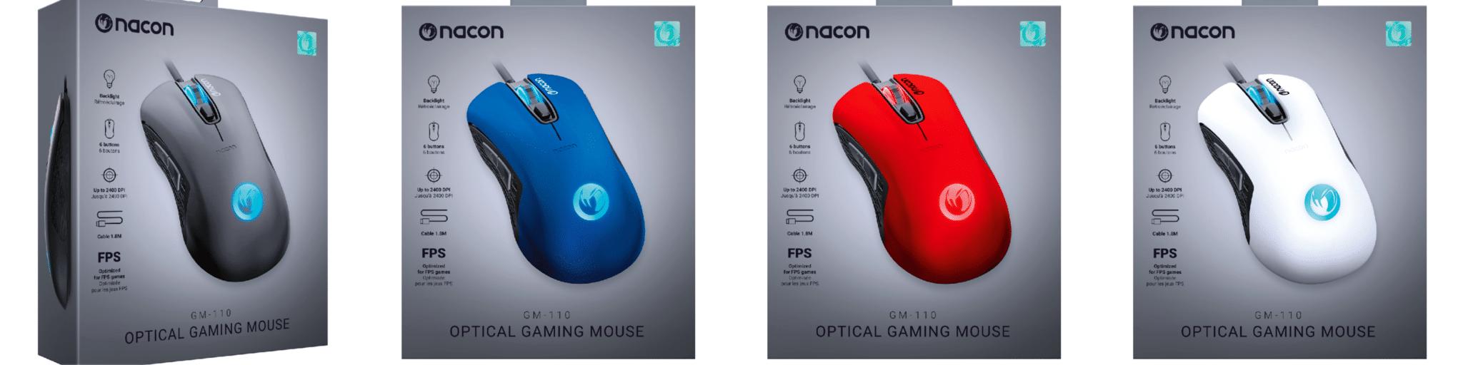 Nacon GM 110