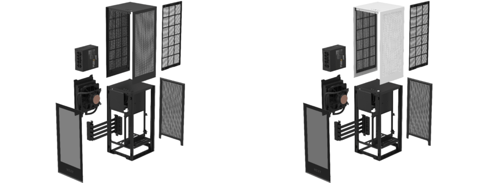 NZXT boitier Mini - ITX