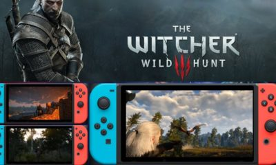 Switch The Witcher 3